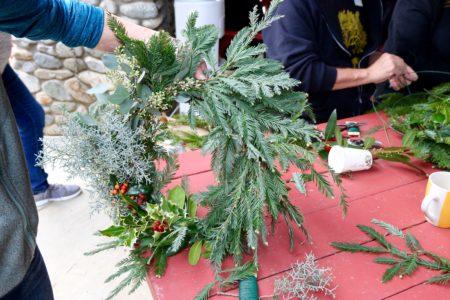 {SOLD OUT} Wreath Making @ Descanso Gardens | La Cañada Flintridge | California | United States