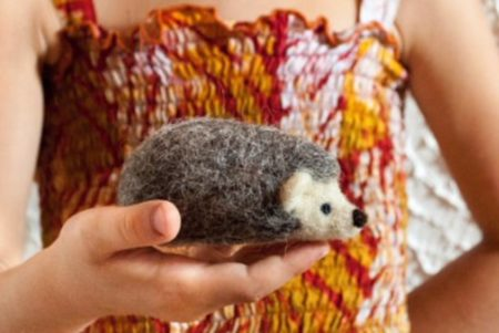 SOLD OUT: Woodland Animal Felting Workshop @ Descanso Gardens | La Cañada Flintridge | California | United States