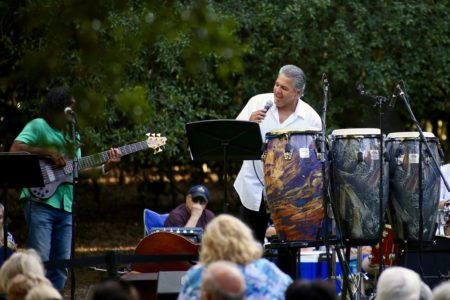 {SOLD OUT} Music on the Main: Louie Cruz Beltran @ Descanso Gardens | La Cañada Flintridge | California | United States