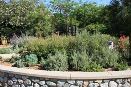 Center Circle gardens