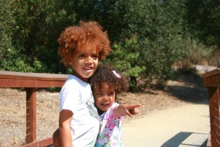 Jesse and Keziah