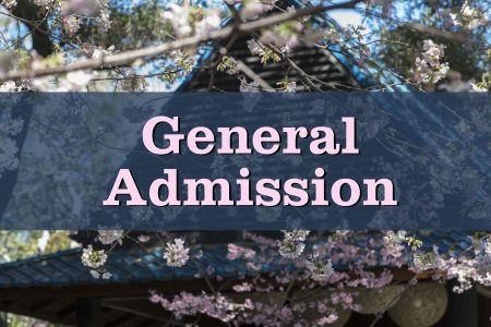 Cherry Blossom General Admission