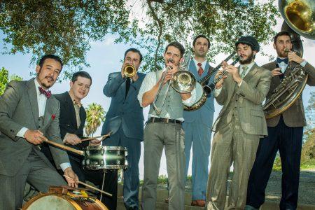 {SOLD OUT} World Rhythms: California Feetwarmers @ Descanso Gardens | La Cañada Flintridge | California | United States