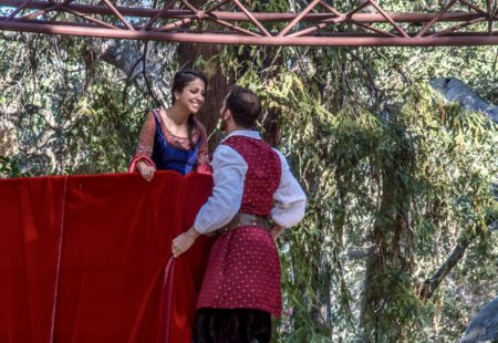 Shakespeare's Love Scenes and Sonnets @ Descanso Gardens | La Cañada Flintridge | California | United States